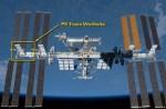 Bekijk de ruimtewandeling LIVE!