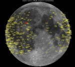 17 maart 2013 heldere explosie op de maan waargenomen