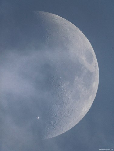 moon ISS