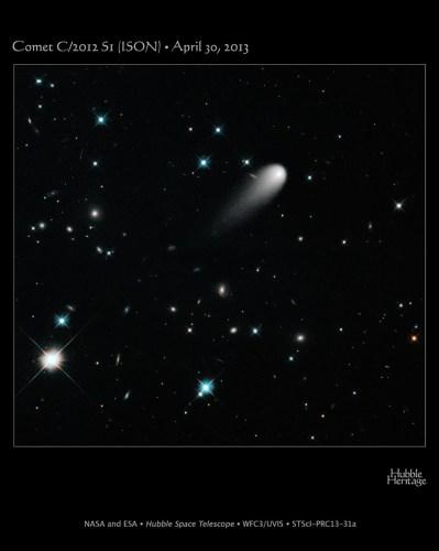 Hubble ISON