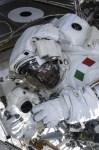Astronaut Parmitano had kunnen verdrinken in de ruimte