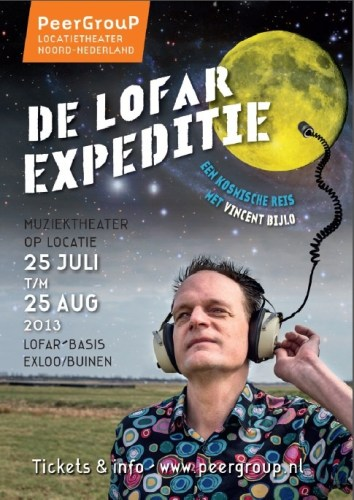 De Lofar expeditie