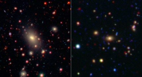 galaxy clusters by WISE and Spitzer