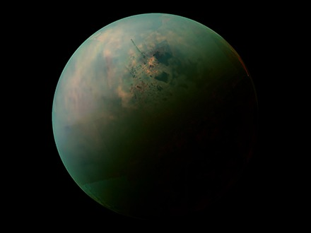 Titan noordpool