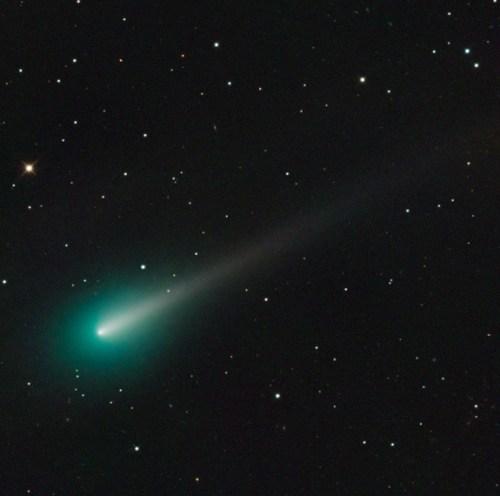 komeet ISON (of Oct. 8. Credit: Adam Block/Mount Lemmon SkyCenter/University of Arizona)