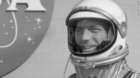 Scott Carpenter (1925-2013) als Mercury astronaut