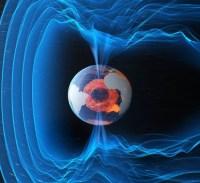 Het magnetisch veld van de aarde