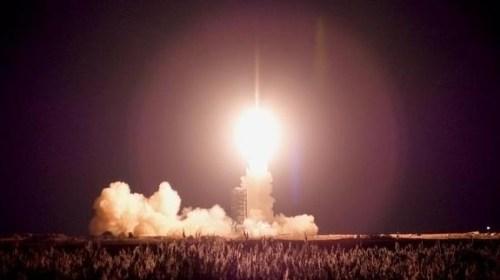 minotaur-1-lancering