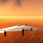 Ruimteschip voor Venus