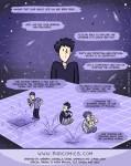 Wat zijn zwaartekrachtsgolven? PhD legt 't uit met een video en een comic