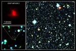 ALMA ontdekt zuurstof op recordafstand