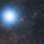 Yep, Proxima Centauri draait inderdaad rondom Alpha Centauri