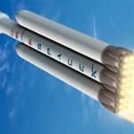 SpaceX komt met nieuwe commerciële raket: Falcon Heavy