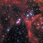 We feliciteren supernova SN 1987A met z'n 168.030e verjaardag