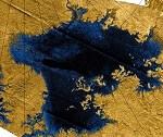 Het kan bruisen in de zeeën op de Saturnusmaan Titan