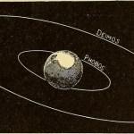 Hebben maantjes en ringen elkaar afgewisseld bij Mars?