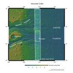 Mars Express ziet restanten van een mega-overstroming