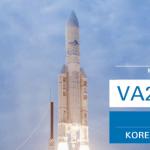 Ariane-raket gelanceerd met 1,5 maand vertraging