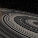 Astronomen vermoeden planeet met gigantische ringen rond waarneembare ster