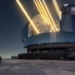 Eerste steen van de Extremely Large Telescope gelegd