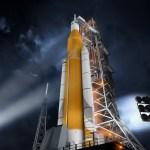 NASA: Exploration Mission-1 van de SLS zal onbemand zijn, tegen de zin in van Trump