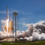 Space X heeft twee hergebruikte raketten gelanceerd