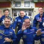 ESA astronaut Paolo Nespoli begonnen aan z'n derde ruimtemissie