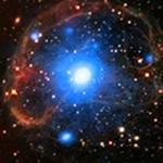 Voor 't eerst beving in een pulsar waargenomen die deel is van binair systeem