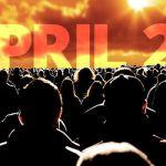 Oh jeee, de wereld vergaat weer eens, dit keer op 23 april