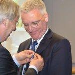 Koninklijke onderscheiding voor Leidse sterrenkundige Tim de Zeeuw