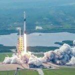 Bangabandhu-1 satelliet gelanceerd met vernieuwde Falcon 9 'Block 5' raket