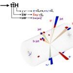 Jawel, het Higgs boson en top quark zijn verbonden aan elkaar
