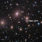 Sterrenstelsel ontdekt dat sinds het vroege heelal niet is veranderd