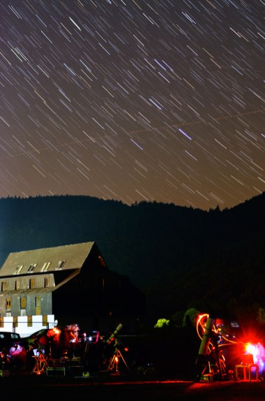 Bjelolasica Star Party, 17.8.2012.
