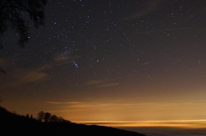 Orion sa Medvednice