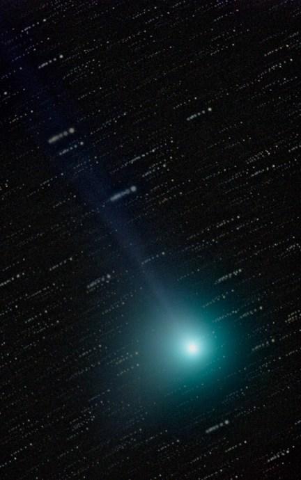 Komet Machholz 6.1.2005.