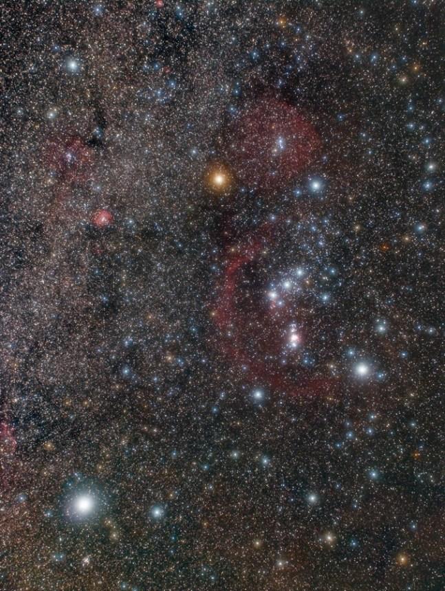 Zviježđe Orion.