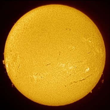 Sunce, 16.1.2014.