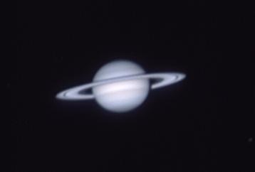 Saturn sa Zagrebačke zvjezdarnice
