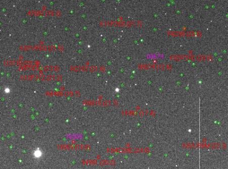 Asteroid 674 Rachele