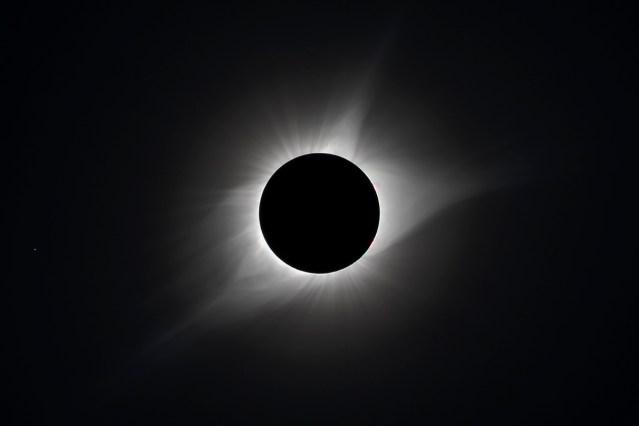 Potpuna pomrčina Sunca, Jefferson City, 21.8.2017.
