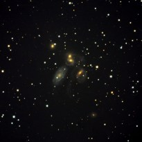 Quintetto di Stephan - NGC7319