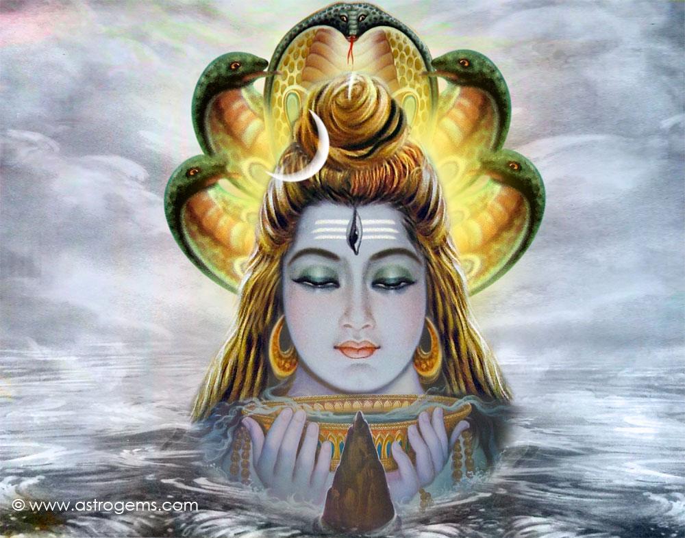 Neelakanta,Form of Shiva consuming Poison, Halakaala.image.jpg.
