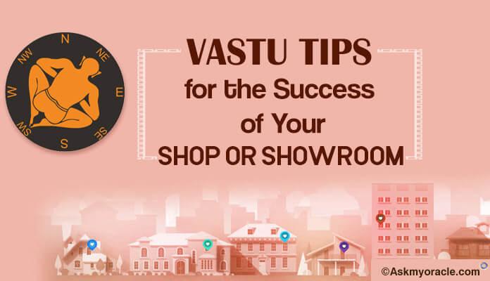 Success Vastu tips Shop Showroom Boutiques