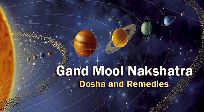 Gand Mool Nakshatra Dosha Remedies - Gandmool Nakshatra effects, Myths in Indian Astrology