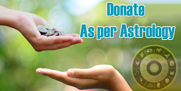 What to Donate, Which is Important to Donate As per Astrology