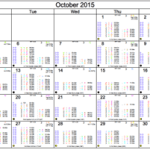 Monthly Horoscopes October 2015