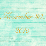 Astrology of Today – November 30, 2016