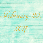 Astrology of Today – Monday, February 20, 2017