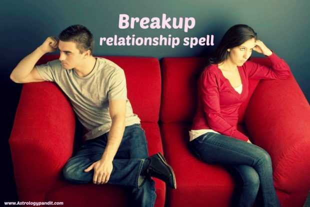 breakup relationship spell